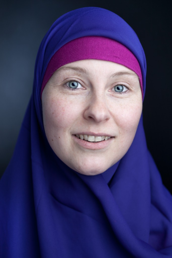 Een van de ruim veertig bekeerlingen die geportretteerd zijn in het boek Bekeerd - (c) Saskia Aukema